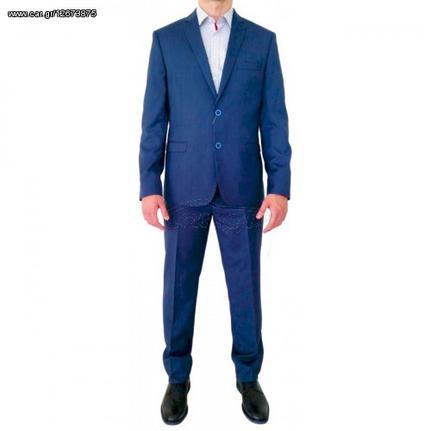 Ανδρικό Κοστούμι Μπλε Ρουά - € 118 EUR - Car.gr 4fe4cfcec74