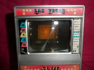 SLOT MACHINE 80'S VIDAGE....