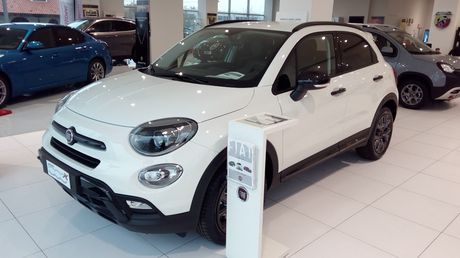 Fiat 500X 1.6 120hp S-DESIGN CROSS LOOK  '18 - 19.380 EUR