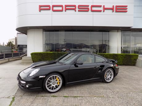 Porsche 911 TURBO S Coupe PDK '11 - 159.000 EUR