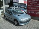Peugeot 206 QUICKSILVER.