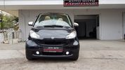 Smart ForTwo KΑΜΠΡΙΟ PASSION MHD F1 ΔΕΡΜΑ