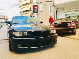 BMW SERIES 3 E46 2D  FACELIFT M PACK FULL BODY KIT