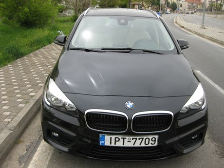 Bmw 216 Active Tourer  '15 - 23.000 EUR