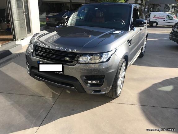 Range Rover Sport Autobiography >> Land Rover Range Rover Sport Autobiography Dynamic 16 119 000 Car Gr