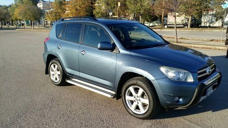 Toyota RAV 4 EXECUTIVE '07 - 7.500 EUR (Συζητήσιμη)