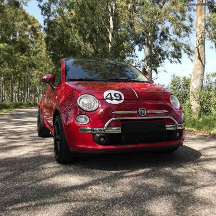 Fiat 500 Diesel Abarth Line 10 8 500 Car Gr