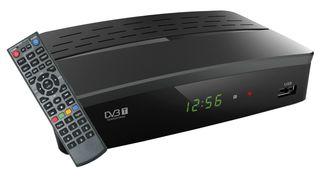 POWERTECH PT-370 επίγειος MPEG 4 με SCART   HDMI, προγρ. τηλεχειριστήριο 22a5fba8b06f