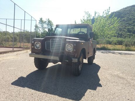 Land Rover Defender  '84 - € 12.500 EUR (Συζητήσιμη)