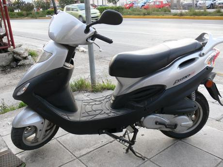 Kymco Movie 125 XL  '05 - € 1.100 EUR