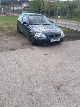 Honda Civic Is '97 - 2.500 EUR