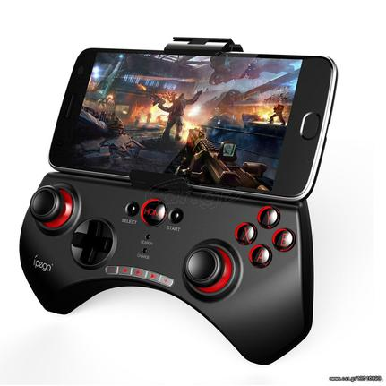 IPEGA PG-9025 WIRELESS GAMEPAD BLUETOOTH FOR IPHONE/SAMSUNG/HTC/MOTO /  ANDROID TV BOX, ANDROID TV, PC - € 19,90 - Car gr
