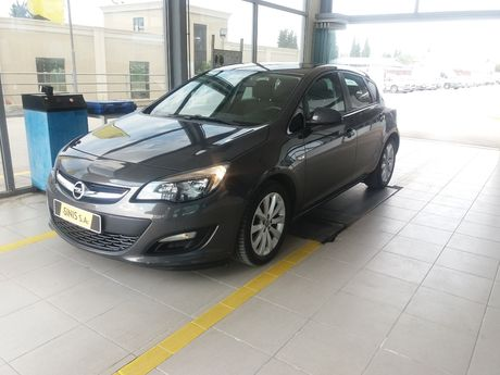 Opel Astra EXCESS 1.3 CDTI ecoFLEX 95 PS '12 - 11.350 EUR
