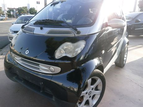 Smart ForTwo F1 PANORAMA '04 - 4.000 EUR