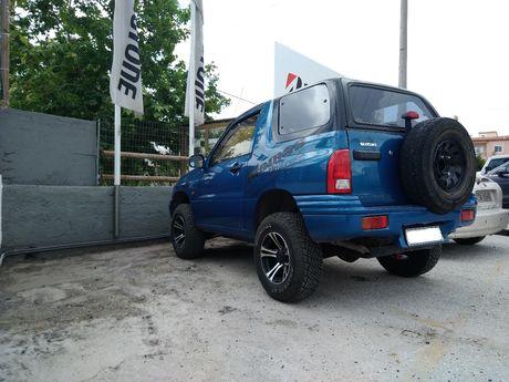 Suzuki Grand Vitara CABRIO HARD TOP 4X4 16V A C 00