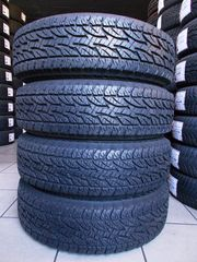 4 TMX BRIDGESTONE DUELER A/T 215/70/16 *BEST CHOICE TYRES *