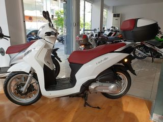 Peugeot  BELVILLE 125i ABS / TOP CASE