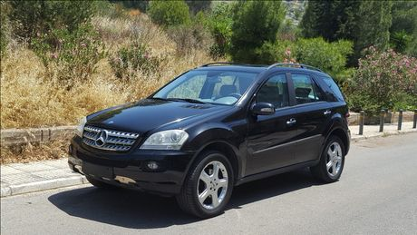 Mercedes-Benz ML 350 SPORT PACKET ΟΡΟΦΗ '06 - 18.900 EUR