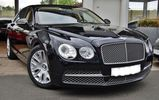 Bentley Continental flying spur speed Bosganas