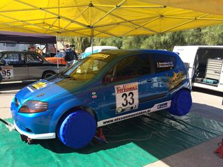 Chevrolet Aveo Group A5