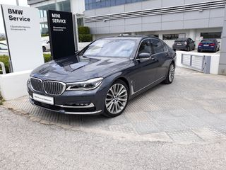 Bmw 740 Le iPerformance G12