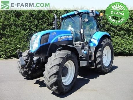 New Holland  T7.170 '12 - 47.000 EUR