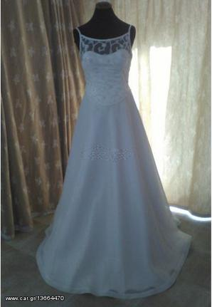 33955ff1a410 Νυφικό φόρεμα οικονομικό κωδ.140 - € 100 EUR - Car.gr