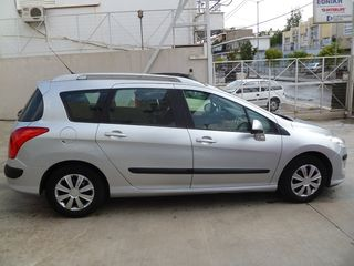 Peugeot 308 --STATION WAGON