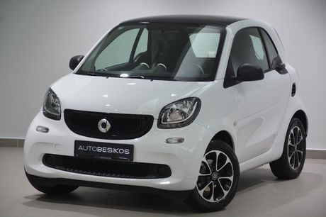 Smart ForTwo AUTOMATIC-PANORAMA-NAVI '15 - 11.900 EUR
