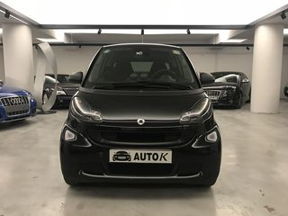 Smart ForTwo EURO 5 DIESEL PASSION AUTOK