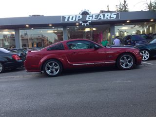 Ford Mustang MUSTANG GT 500 4.6