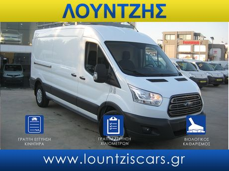 Ford  Transit T350 L3H2 TREND Full Extra '14 - 17.490 EUR