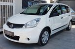 Nissan Note FACELIFT-GAS-BOOK SERVICE