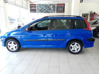 Peugeot 206 STATION WAGON DIESEL FACE LIFT