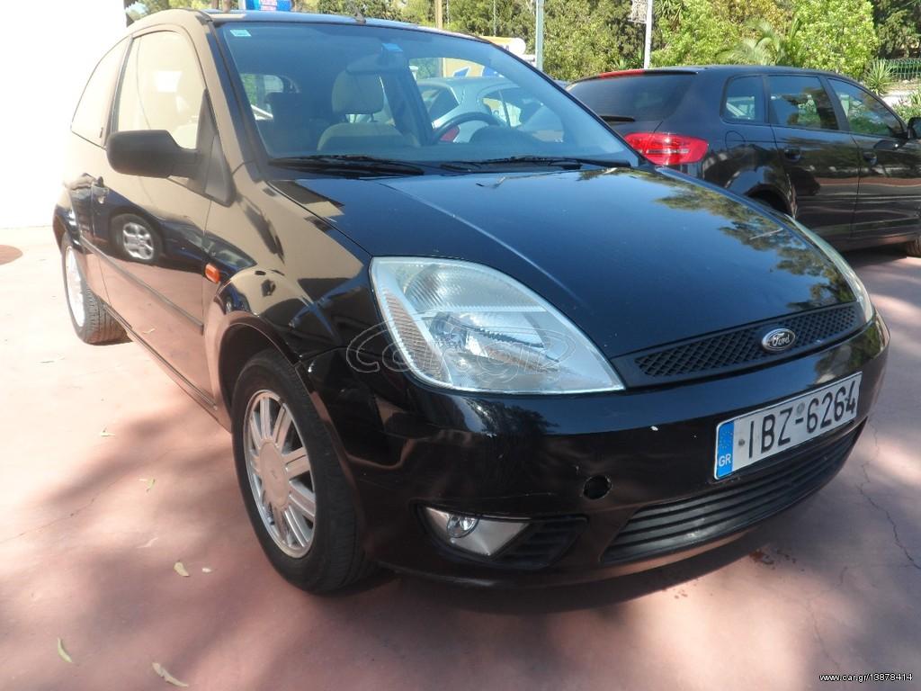 Ford Fiesta GHIA 1.4 - FULL EXTRA '05 - € 2.950 EUR