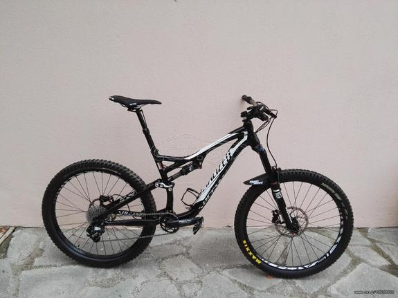 90d6455a181 Specialized StumpJumper FSR evo '15 - € 1.100 EUR - Car.gr