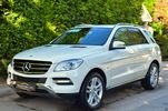 Mercedes-Benz ML 250 SPORT PACKET EURO 6 20'' ΔΕΡΜΑ