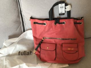 Fullah Sugah Handbag in Pink - Brand New   never used 570a5db4935
