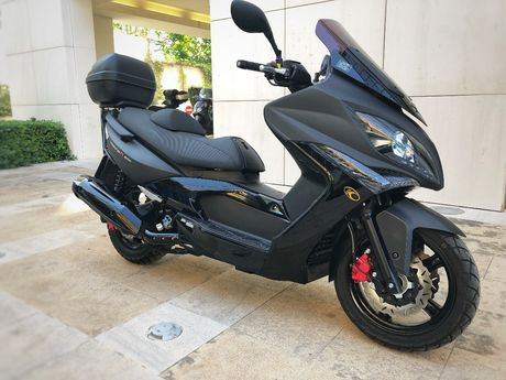 Kymco Xciting 300 R  '16 - 3.000 EUR