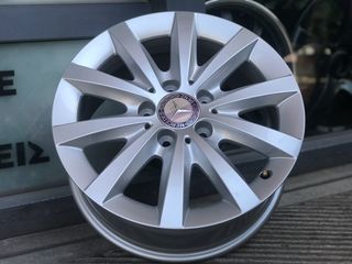 Mercedes 16'' 6.5x16 5x112 et49  Biliris wheels *450€*