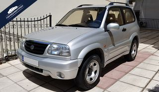 Suzuki Grand Vitara Metal Top 1.6 3d