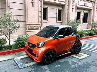 SMART 453 FULL BODY KIT typ. Brabus