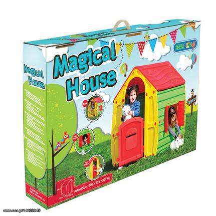7e4088c7557c Παιδικό Σπιτάκι Κήπου Magical House StarPlay 003.10-561 - € 73 EUR ...