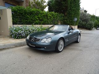 Mercedes-Benz SL 500 V8 SL 55 AMG LOOK