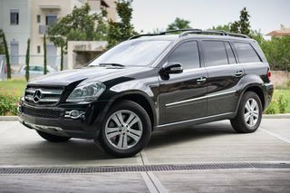 Mercedes-Benz GL 500 4MATIC 388HP