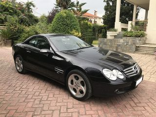 Mercedes-Benz SL 500 7 G-TRONIC EDITION 50
