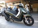 Piaggio Beverly 350 SportTouring ABS/ASR Verde Opaco