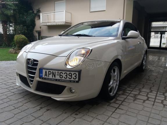 Alfa Romeo Mito >> Alfa Romeo Mito Navi Derma 11 8 499 Eur Car Gr