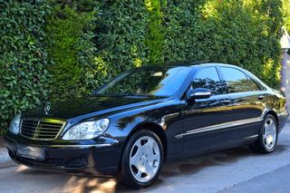 Mercedes-Benz S 600 LONG-V12-ΕΛΛΗΝΙΚΟ-BI TURBO-FUL