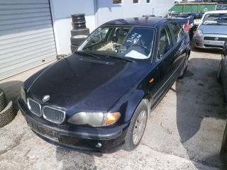BMW E46 '03 SEDAN FACELIFT 1.8cc N42B18